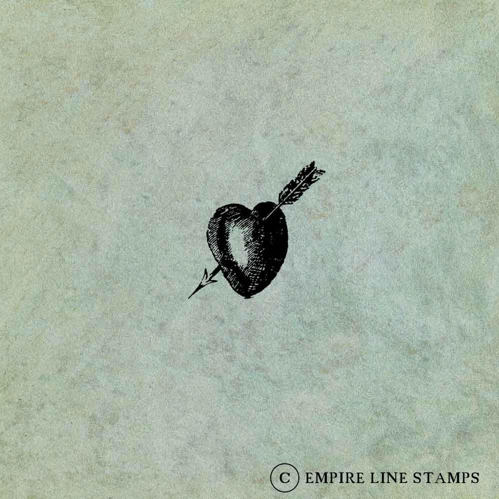 Heart Pierced by Arrow SM...