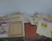 Large lot of Vintage Reli...