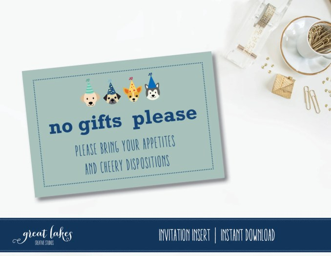 Etiquette birthday party invitations no gifts newsinvitation etiquette birthday party invitations no gifts cogimbous stopboris Image collections