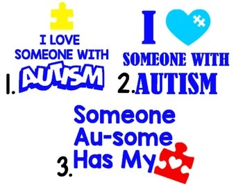 Download Autism decal   Etsy
