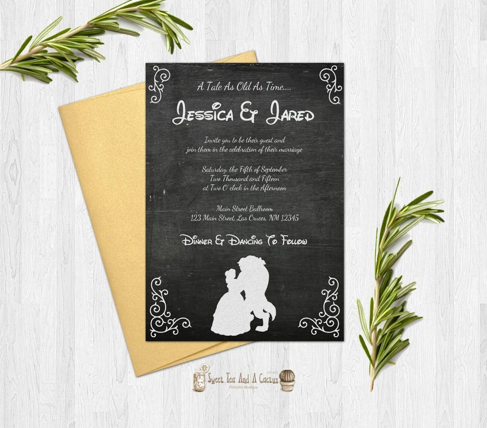 Bridal Shower Invitations Grooms Name