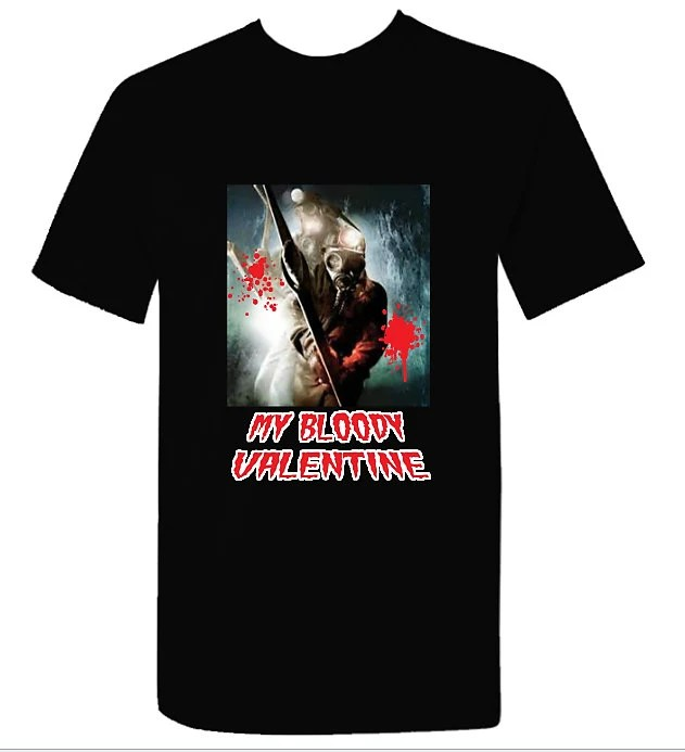 Items Similar To My Bloody Valentine 1981 Horror Movie T