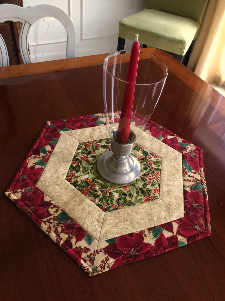 Handmade Patchwork Quilt