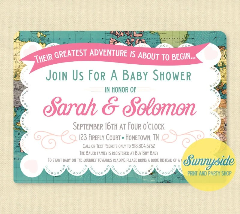 Places Buy Baby Shower Invitations