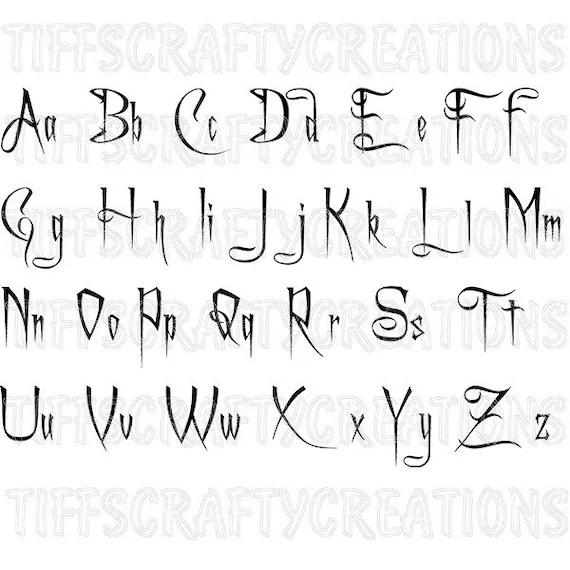 Download Svg fonts for cricut silhouette font font cut files svg fonts