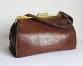 Antique doctors bag, vint...