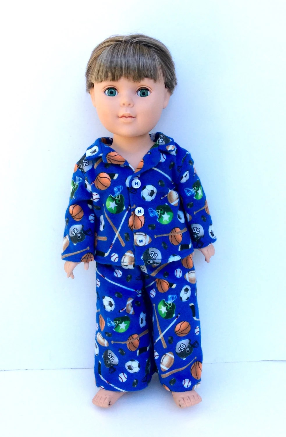 18 Inch Doll Clothes Doll Accessories Sewing By DonnaDesigned