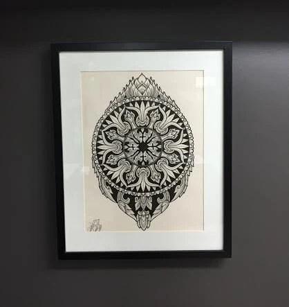 SALE! Mandala Patternwork...