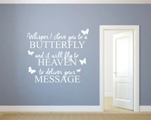 Download Unique whisper to butterfly related items   Etsy