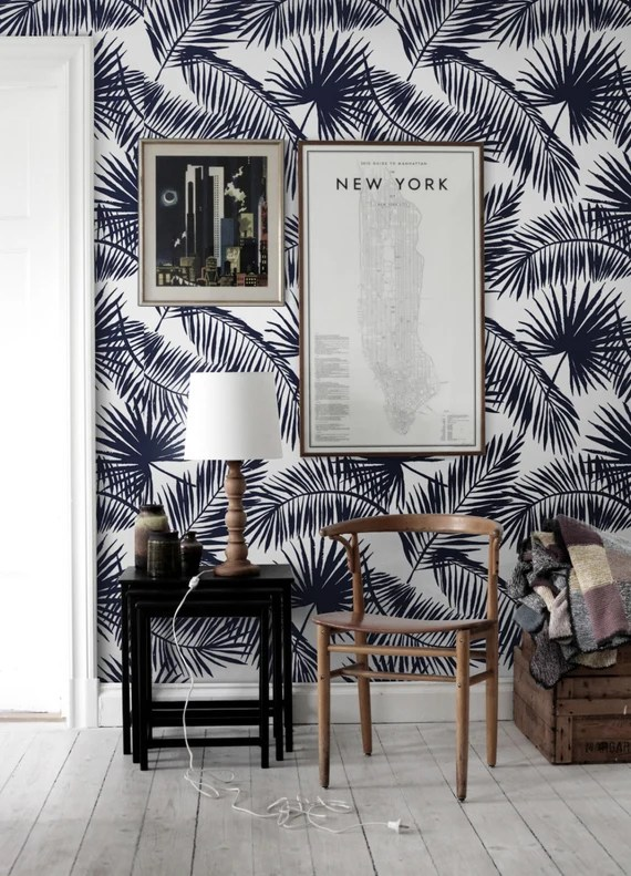 Self Adhesive Vinyl Wallpaper From Etsy