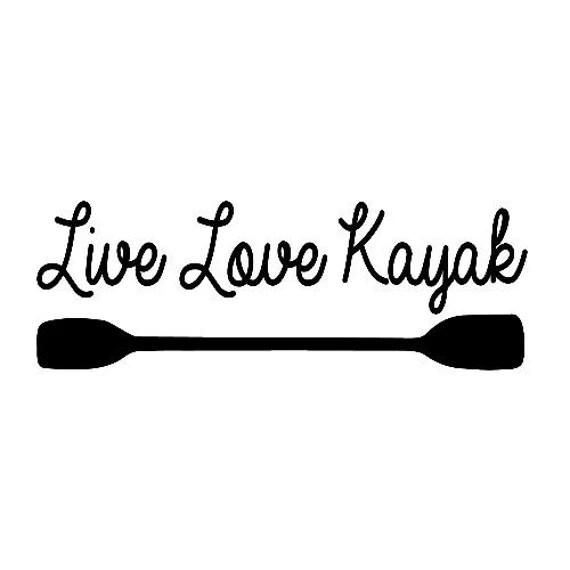Download Kayak Vinyl Decal Sticker