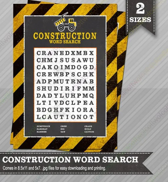 Search Word Terms Construction