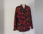 Vintage 1970s blouse by H...