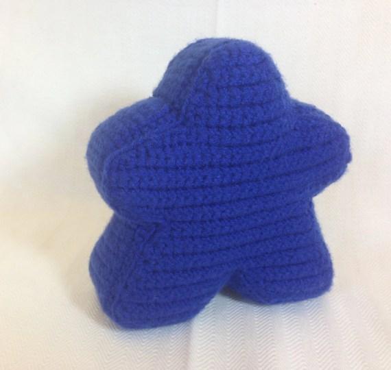 Crochet Stuffed Meeple