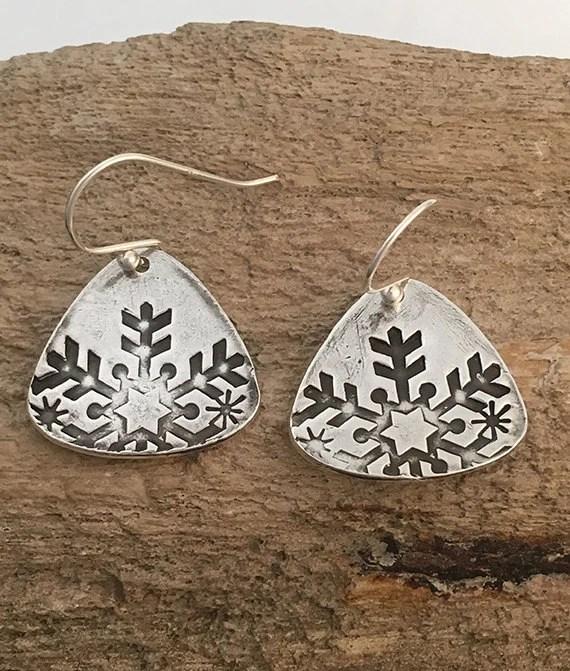 Teardrop Dangle Earrings ...