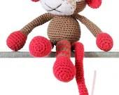 Maggie the Monkey, Croche...