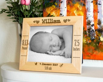 Personalized Newborn Baby Gifts At Personal Creations