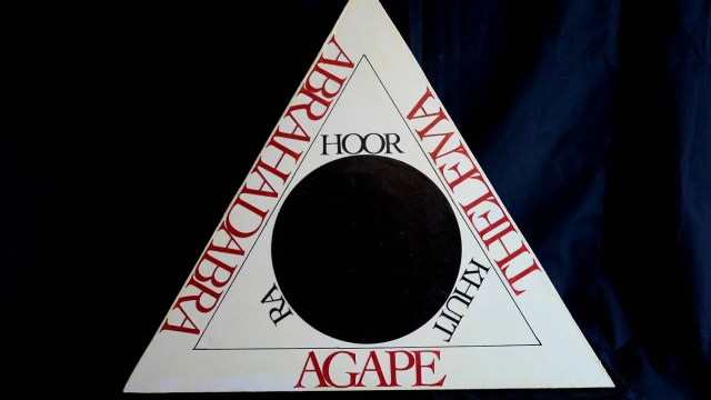 Thelemic Triangle for Evo...