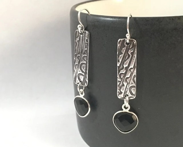 Handmade Silver Earrings ...