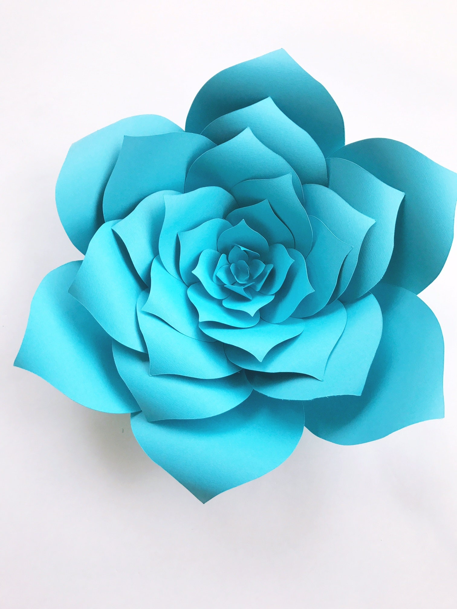 DIY Baby Shower Decor Paper Flowers Baby Shower How To