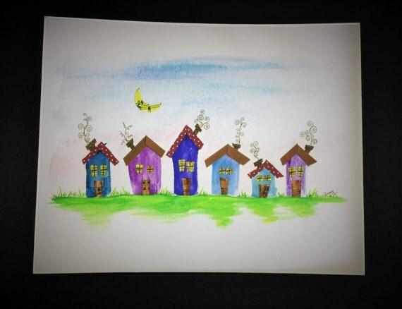 "Print ""6 Houses"""