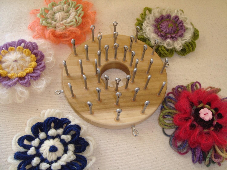 12 Peg Round Loom Patterns