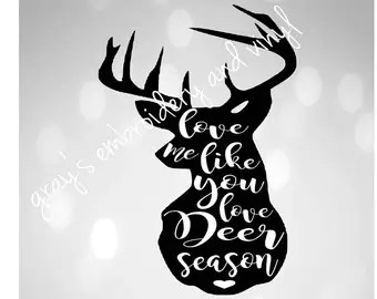 Download Hunting Season Cute Digital Clipart Commercial Use OK
