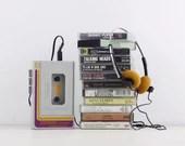 Vintage cassette tape, Bi...