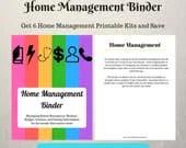 Home Management Bundle...