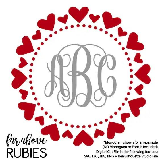 Valentines Clip Art Vinyl
