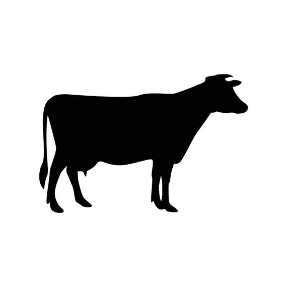 Download Cow Farm Animals Graphics SVG Dxf EPS Png Cdr Ai Pdf ...