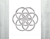 Zen Earth - Original Ink ...