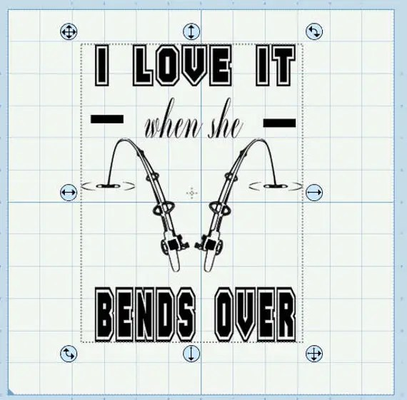 Download I love it when she bends over fishing svg, pdf, dxf and ...