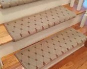 4 colors - Authentic Masland Wool Longfellow Carpet Stair Tread Runner Replacement Upgrade for Safety and Comfort (Sold each)