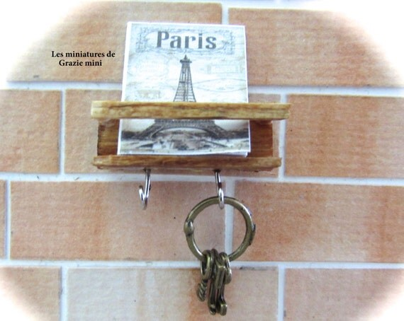 Miniature key holder with keys scale 1:12 Dollhouses miniatures nikon d5100 16.2mp cmos digital slr camera Nikon D5100 16.2MP CMOS Digital SLR Camera il 570xN