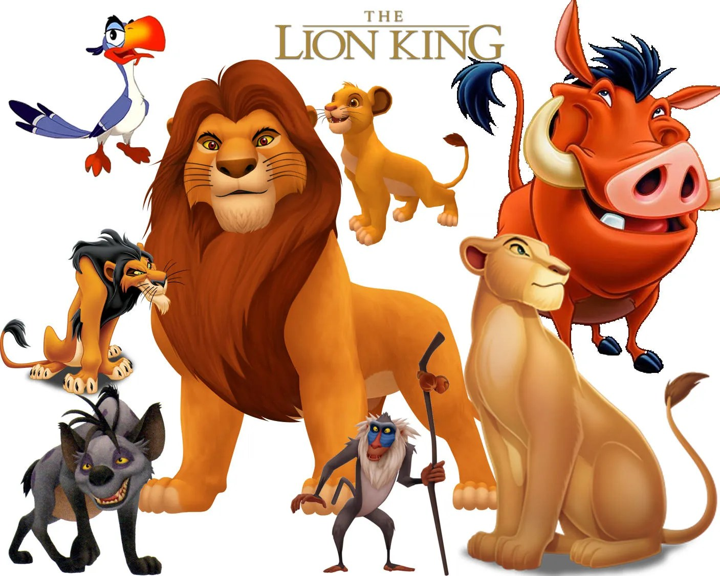 Best Collection Of 94 Disney S The Lion King Clipart 94