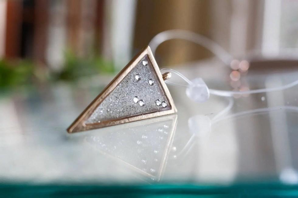 Capricorn Necklace Floati...