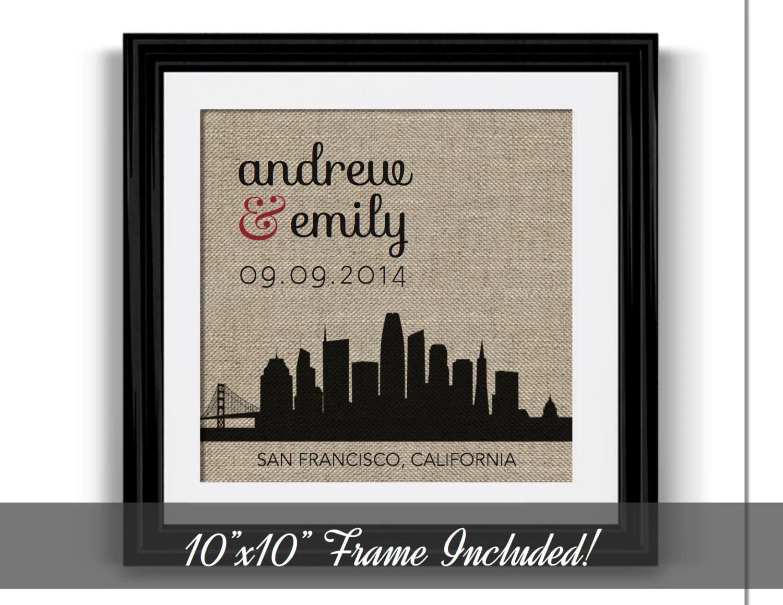 Personalized Wedding Gift Wedding Gift For Couple Husband