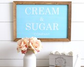 Cream and Sugar Company F...