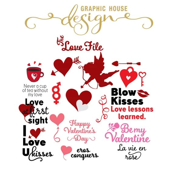 Download Love svg Valentine's day svg cutting file by ...