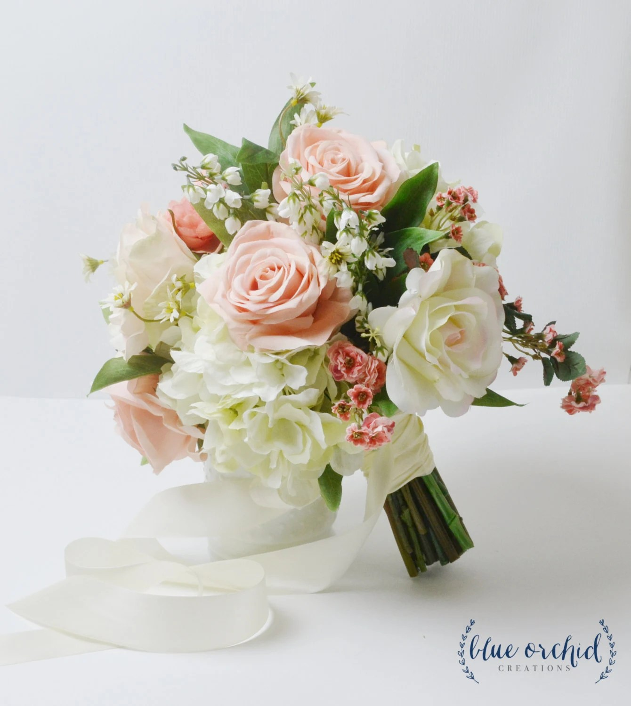 Boquet Flowers Wedding