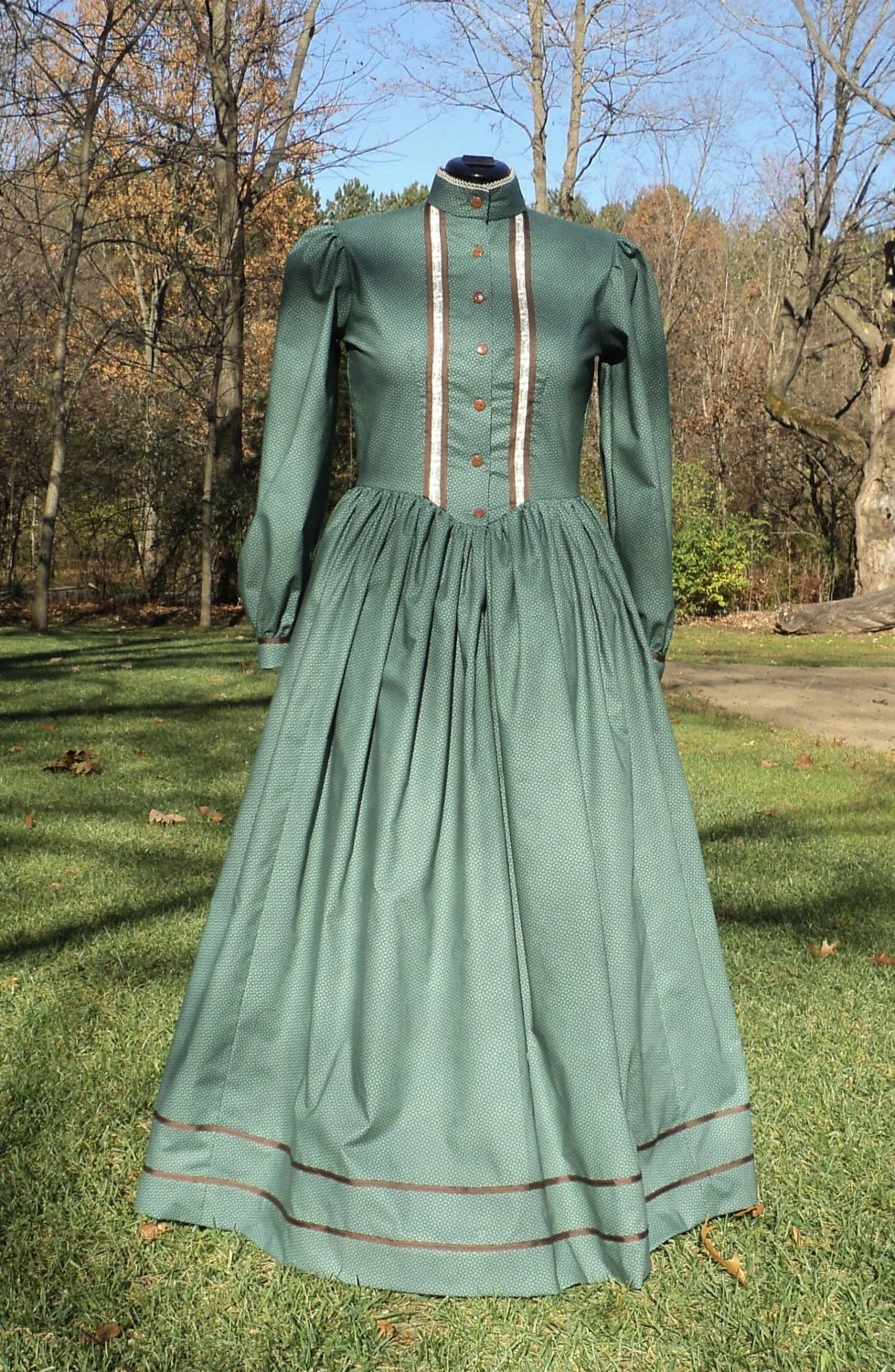 House Cotton Fashioned Old Dresses