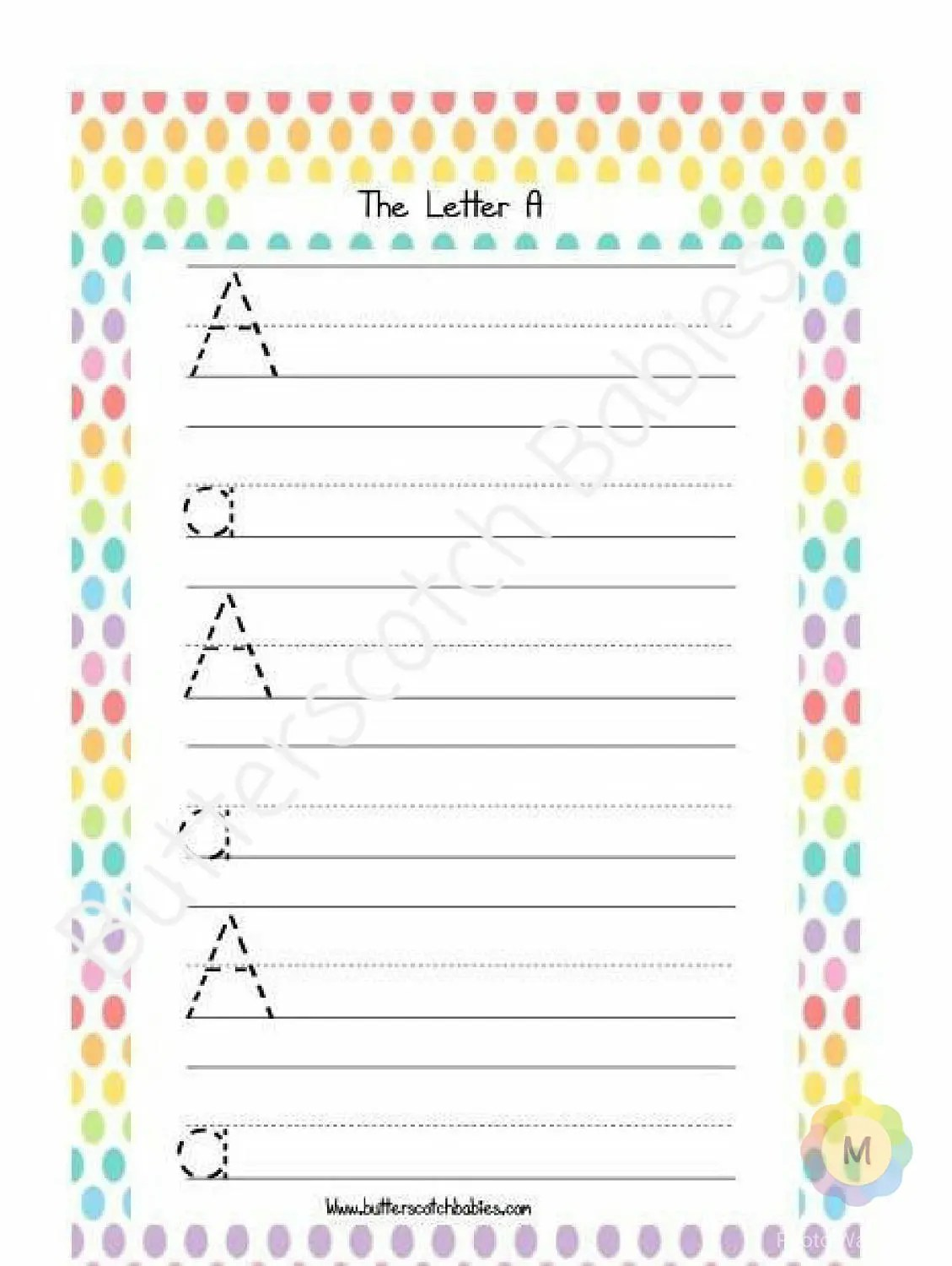 Alphabet Worksheets Letter Tracing Sheet Kindergarten