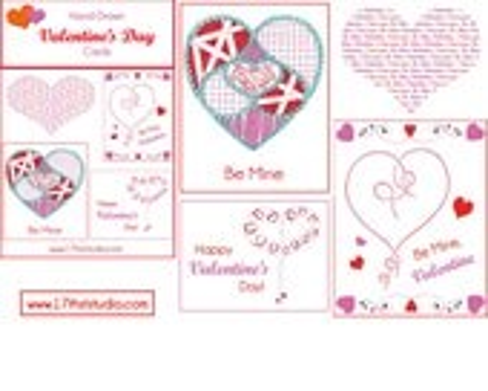 Four Valentine's Day ...