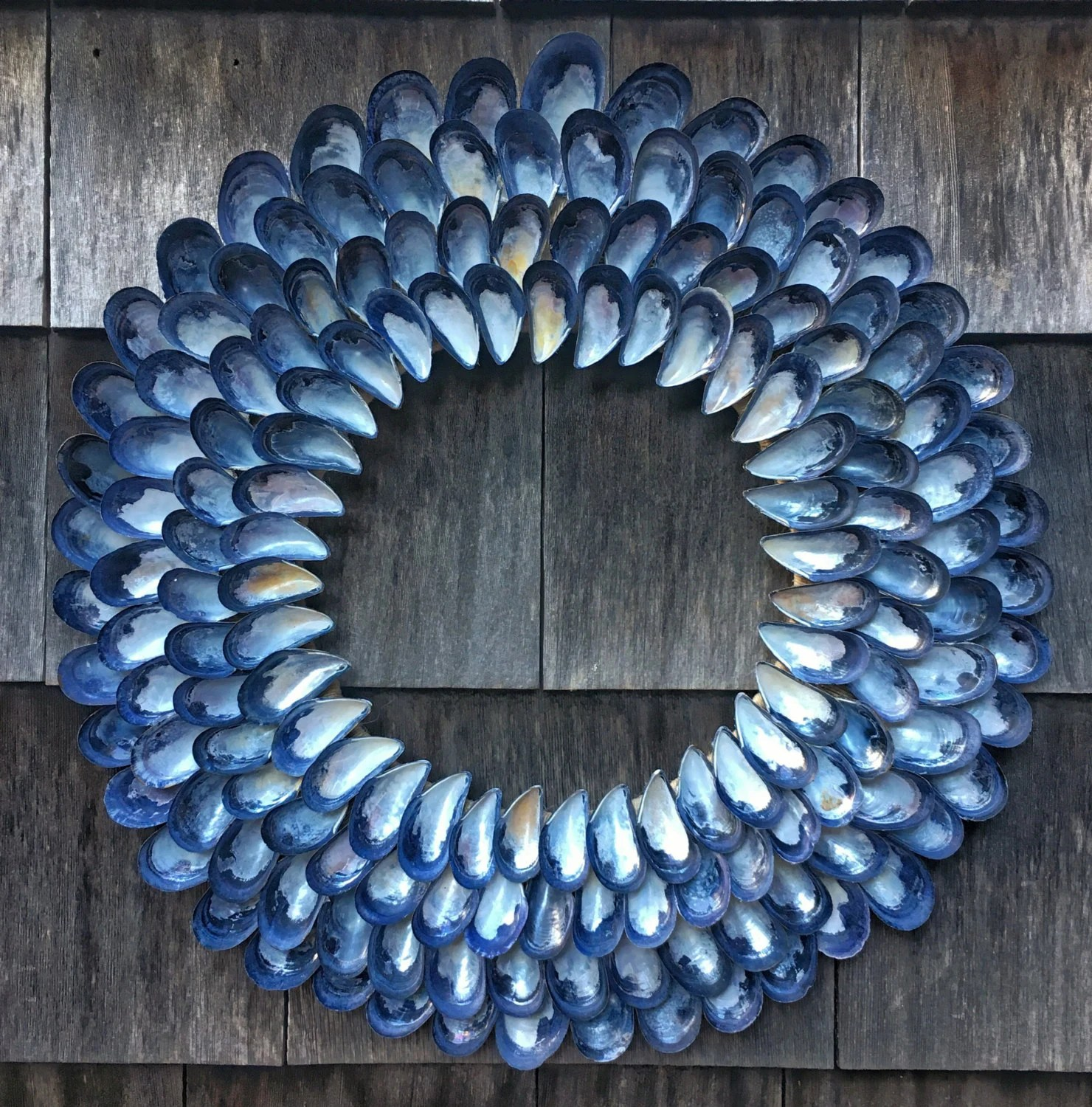 Items Similar To Nautical Decor Beach Wreath 19inch