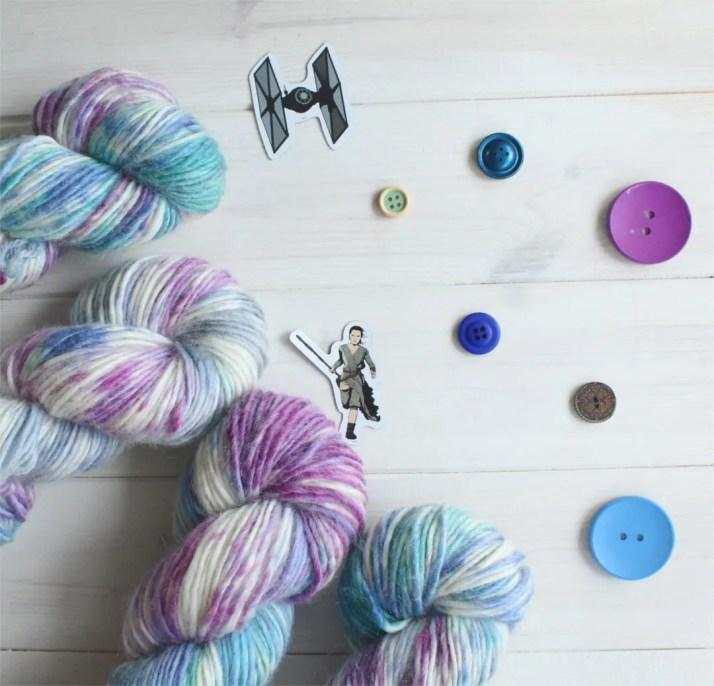 Galaxy - Star Wars themed...