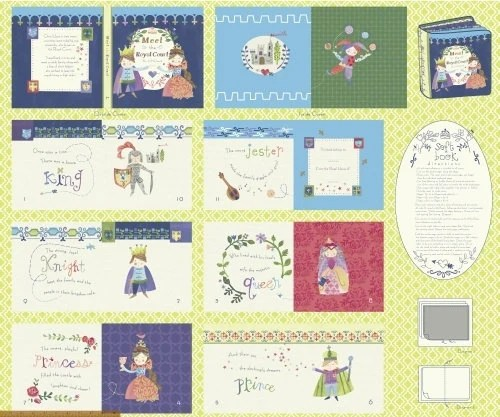 Royal Court Soft Book,  F...