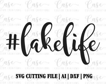 Download Lake life | Etsy