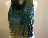 One Skein Crochet Scarf P...