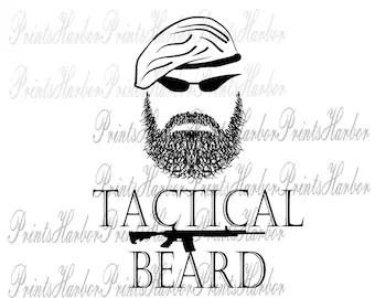 Download Daddy's Little Beard Puller SVG Digital Download